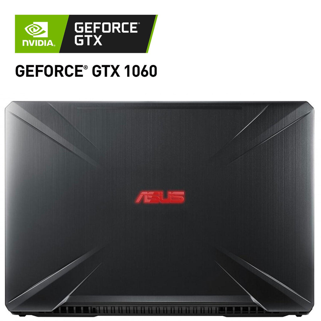 Laptop Gamer ASUS Geforce GTX 1060 Core I5 8GB 1TB 256GB SSD Pantalla 15.6