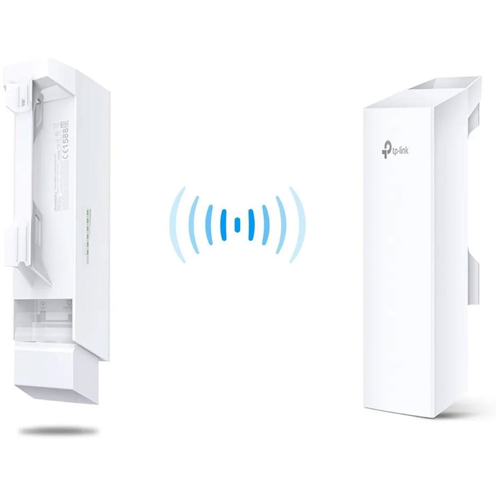 Kit 2 Access Point TP-LINK CPE510 5Ghz 13dBi PoE 802.11n Exterior 15Km 300Mbps
