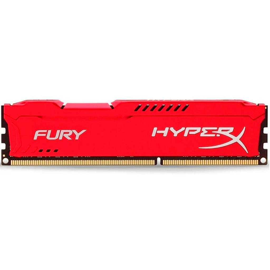 Memoria RAM DDR3 8GB 1600MHz KINGSTON HYPERX FURY HX316C10FR/8