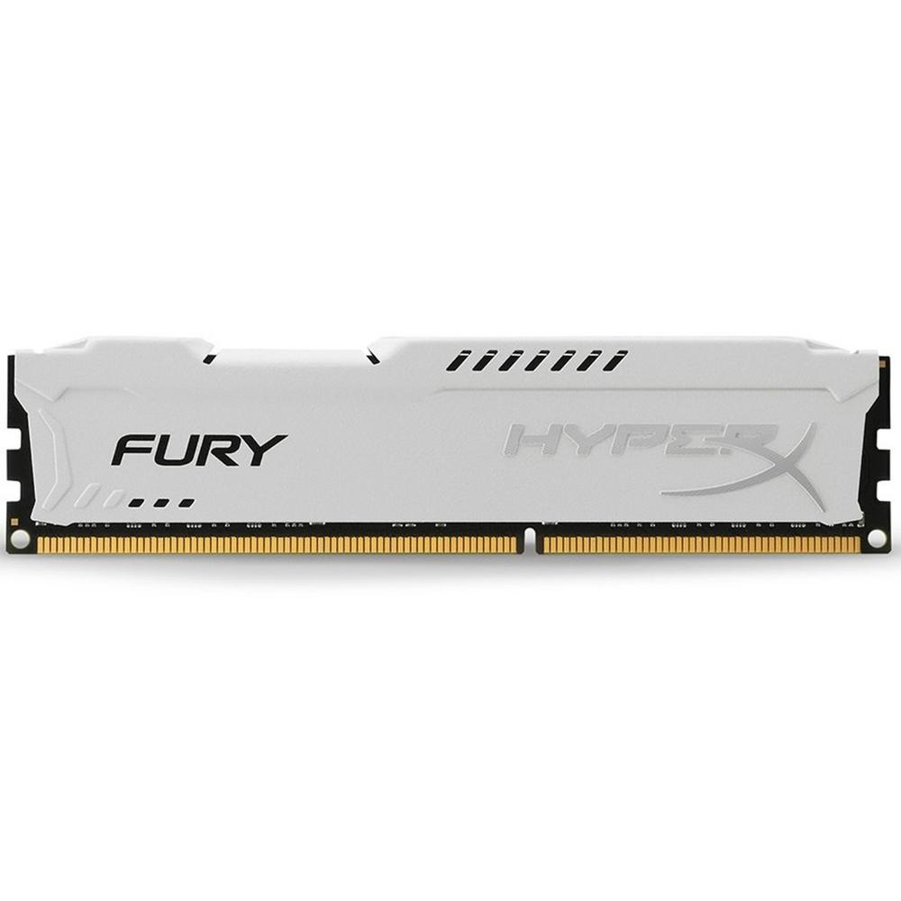 Memoria RAM DDR3 8GB 1600MHz KINGSTON HYPERX FURY HX316C10FW/8
