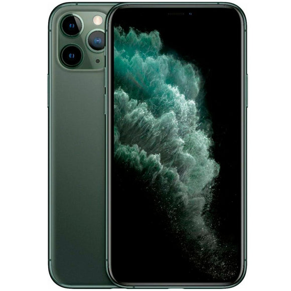 Celular APPLE iPhone 11 Pro 4GB 64GB iOS 13 Green MWCL2LL/A Open Box