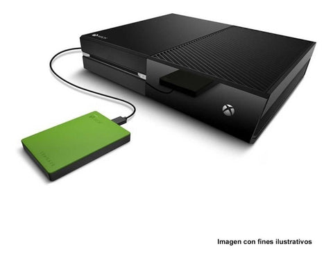 Disco Duro Externo 2TB Seagate Game Drive  USB 3.0 Xbox One STEA2000403