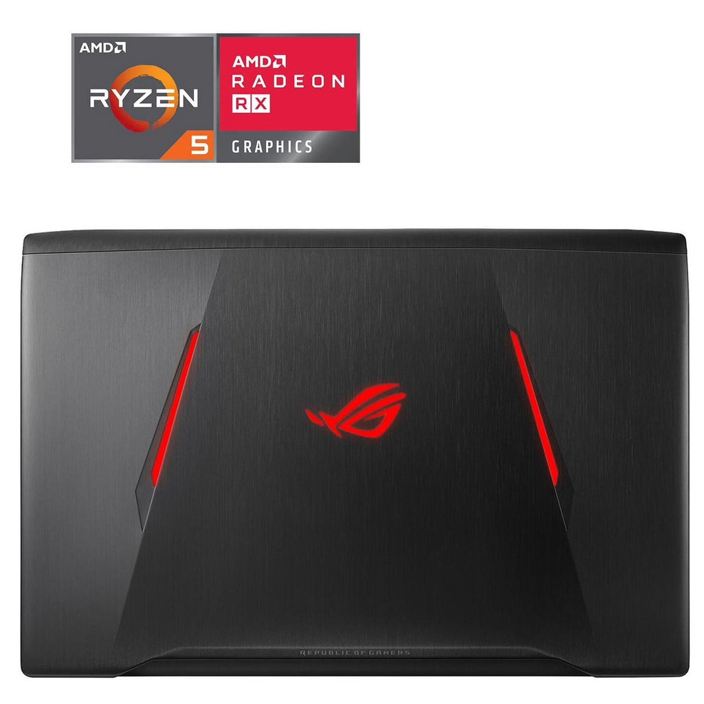 Laptop Gamer Radeon RX 580 ASUS ROG Strix RYZEN 5 SSD 128GB 1TB
