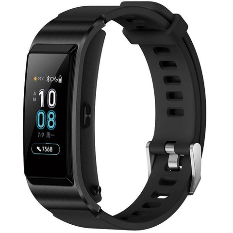 Reloj Smartwatch HUAWEI TALKBAND B5 Anti-Perdida Amoled Bluetooth Negro JNS-BX9