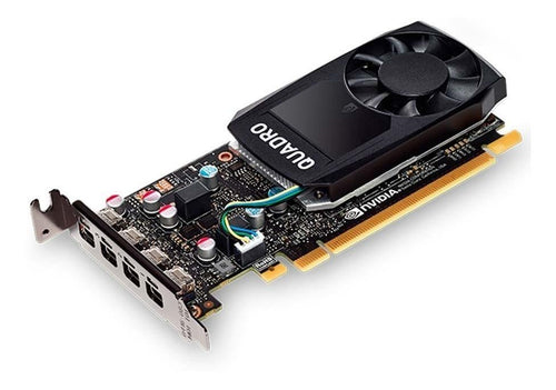 PNY T/ Video Nvidia QUADRO P600 2GB DDR5 PCI-E VCQP600-ESPPB