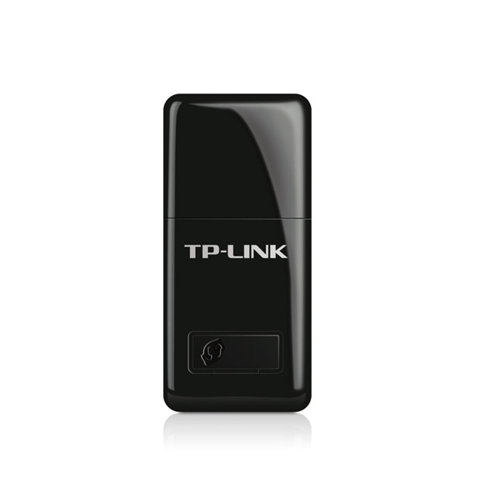 Adaptador Inalambrico USB TP-LINK TL-WN823N 2.4Ghz 802.11n 300Mbps