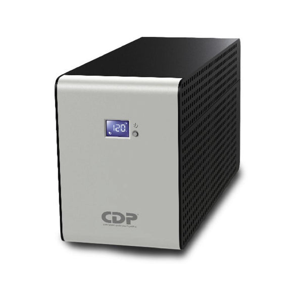 No Break CDP R-Smart 1510 120Va 1500VA/900W 10 Contactos USB 25 Minutos