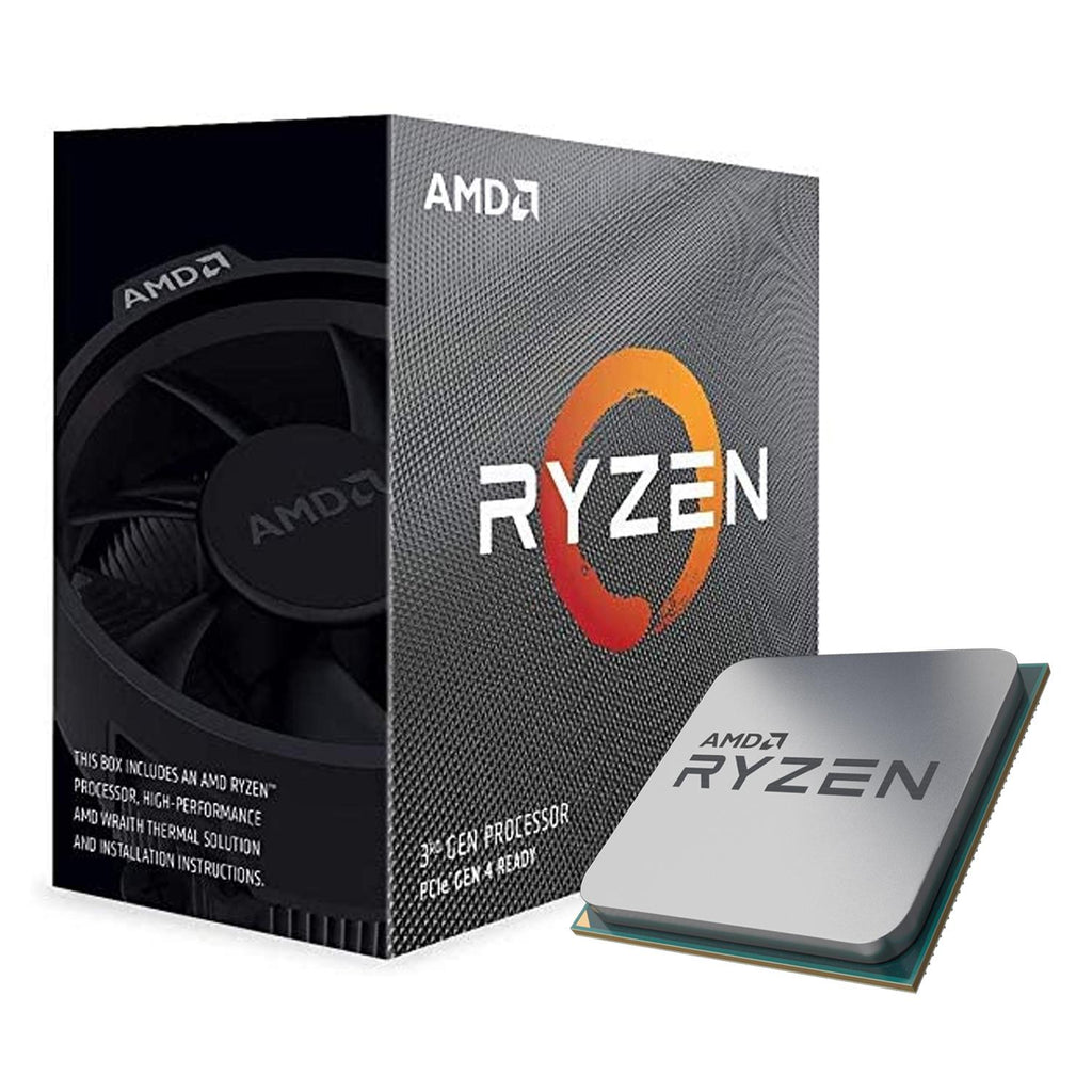 Procesador AMD RYZEN 5 3500X 4.1GHz 6 CORE AM4 100-100000158B
