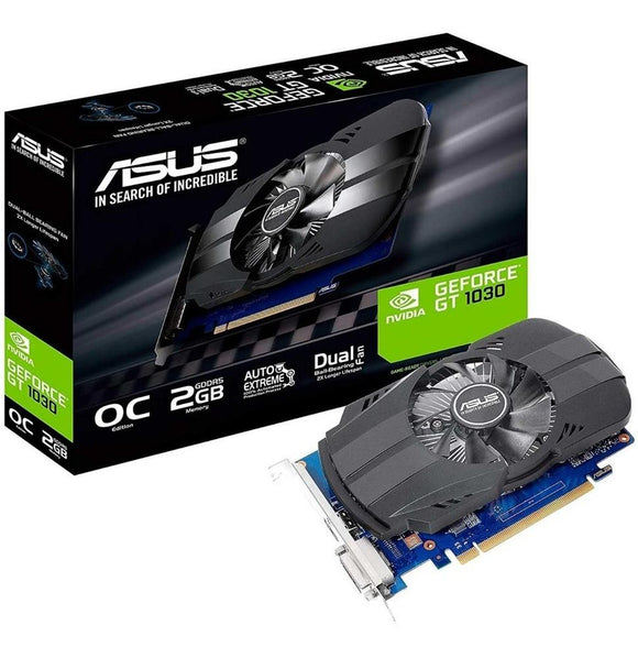 ASUS T/ Video Nvidia GT 1030 2GB DDR5 PH-GT1030-O2G