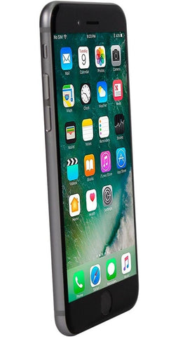 Celular APPLE iPhone 6S 16 GB A9 Dual Core iOS 12 Space Gray 1M Reacondicionado