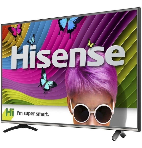 Pantalla HISENSE Televisor LED 43 Smart TV HDMI USB 43H5D 3M GTA