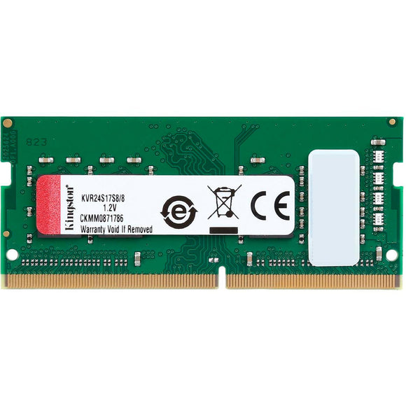Memoria RAM DDR4 8GB 2400MHz KINGSTON Value Laptop KVR24S17S8/8