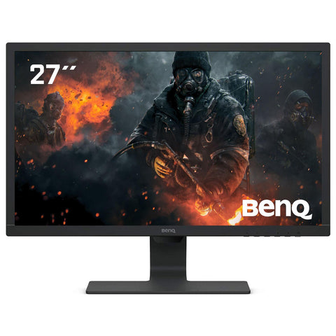 Monitor Gamer 27 BENQ GL2780 1MS 75Hz Full HD Bocinas