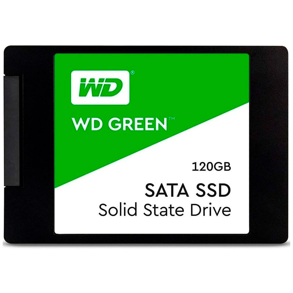 SSD 120GB WESTERN DIGITAL Laptop PC SATA 2.5 WDS120G2G0A