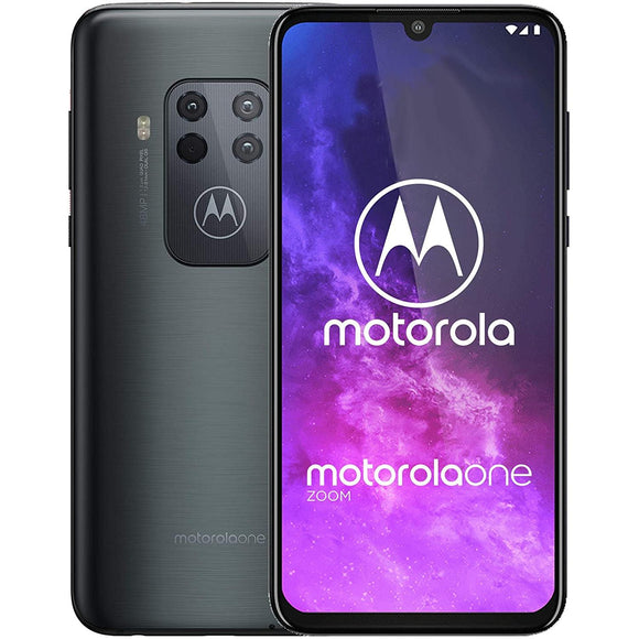 Celular MOTOROLA One Zoom 4GB 128GB 6.4