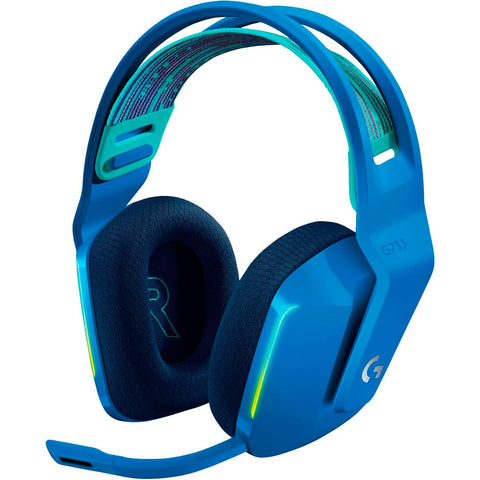 Audifonos Gamer LOGITECH G733 Inalambricos LIGHTSPEED RGB PS4 981-000942