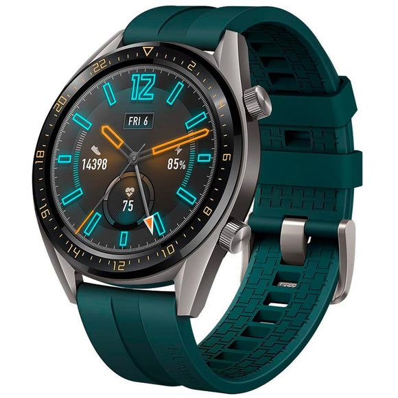 Smartwatch HUAWEI GT ACTIVE BlueTooth iOS Android GPS Verde FTN-B19