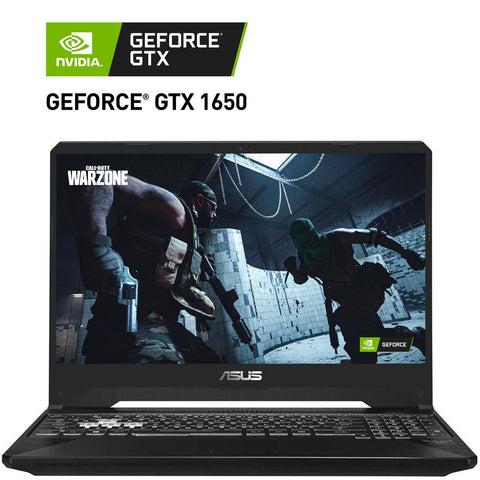 Laptop Gamer ASUS TUF Nvidia GeForce GTX 1650 Ryzen 7
