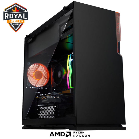 Xtreme PC Gamer AMD Radeon RX 5600 XT Ryzen 5 3600 16GB SSD 512GB