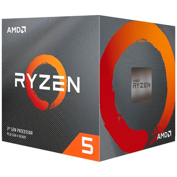 Procesador AMD RYZEN 5 3600 3.6 GHz 6 Core AM4 100-100000031BOX