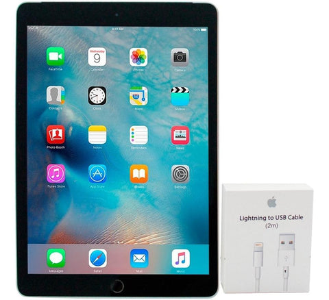 Tablet APPLE iPad Air 2 9.7 A8X IOS 8.1 Dual Core 2GB 16GB Space Gray ReAcondicionado