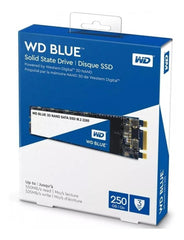 SSD M.2 250GB WESTERN DIGITAL Blue Estado Solido WDS250G2B0B