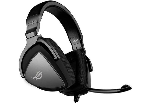 Audifonos Diadema Gamer ASUS ROG Delta Core Microfono 3.5mm Xbox PS4 PC Nintendo