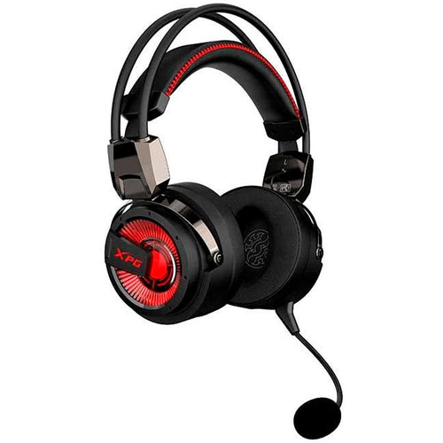 Audifonos Gamer XPG PRECOG Audio 7.1 Xbox One PS4 Nintendo Switch USB 3.5mm LED