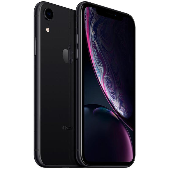 Celular APPLE iPhone XR 3GB 128GB iOS 12 Black ReAcondicionado