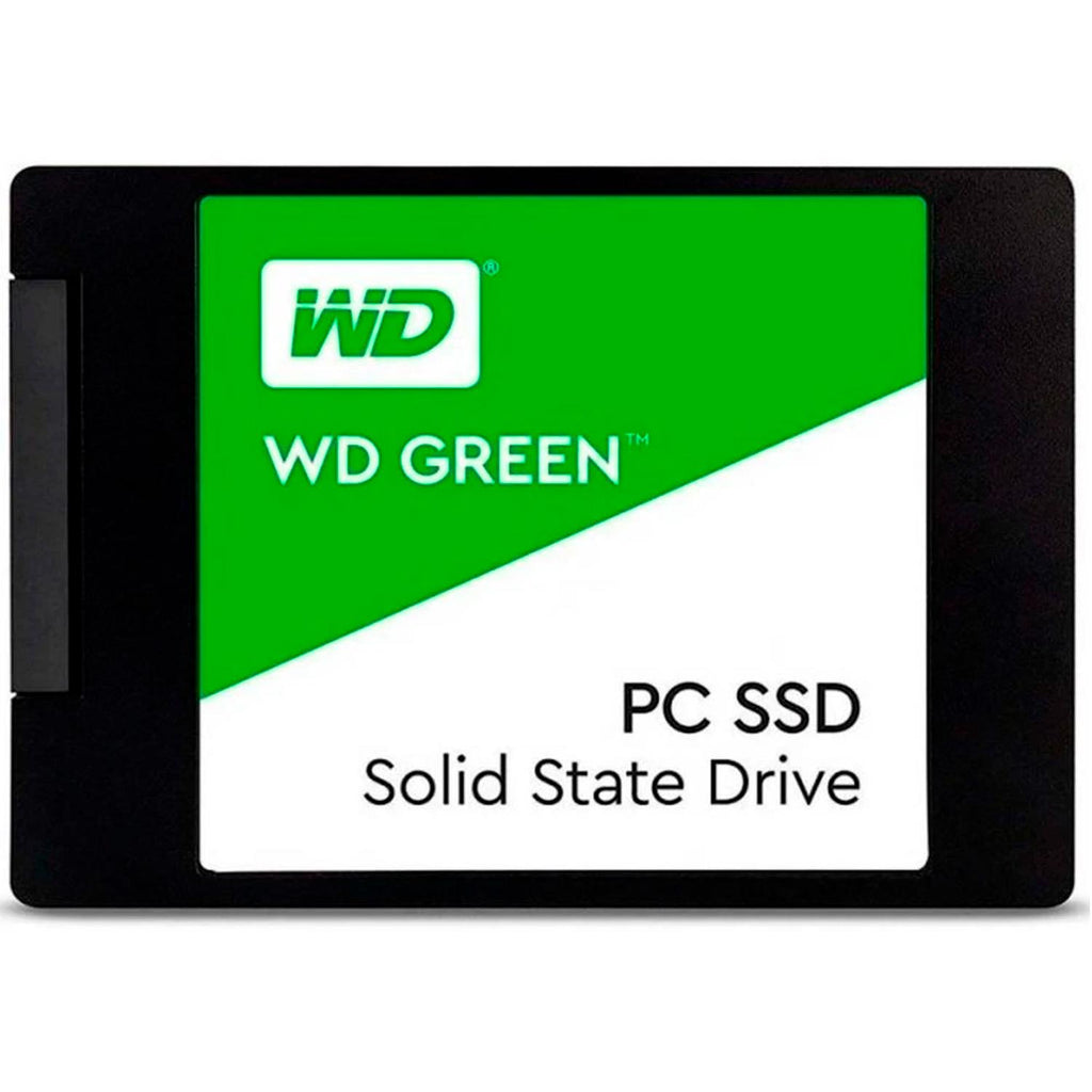 Unidad de Estado Solido SSD 480GB WESTERN DIGITAL Green SATA 2.5 WDS480G2G0A