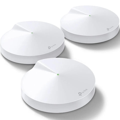 Access Point TP-LINK DECO M5 AC1300 Dual Band 802.11ac 1300Mbps 3-Pack