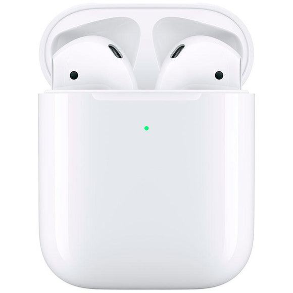 Audifonos Inalambricos APPLE Airpods Carga Inalmbrica Bluetooh Blanco MRXJ2BE/A