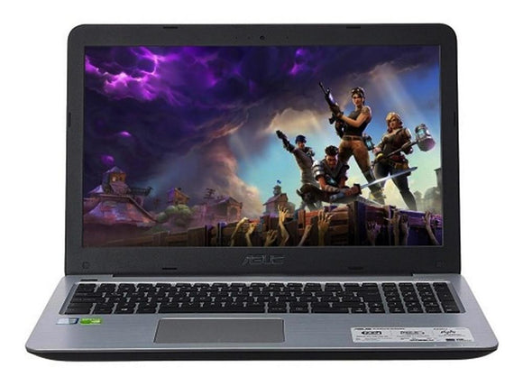 Laptop Gamer Asus X556UQ-XX453T I7 7500U 8GB 1TB 15.6 Geforce 940MX