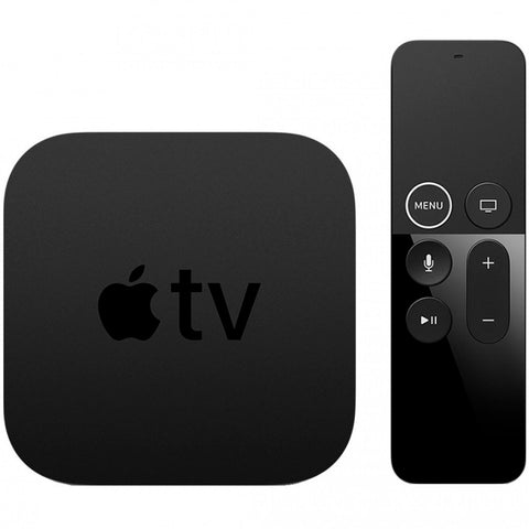 TV Box APPLE TV 4K HDR 32GB Siri App Store HDMI MQD22CL