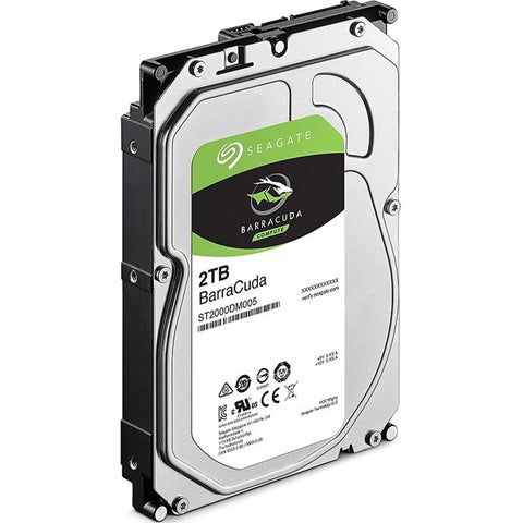 Disco Duro Interno 2TB SEAGATE Barracuda 3.5 5400Rpm SATA III ST2000DM005