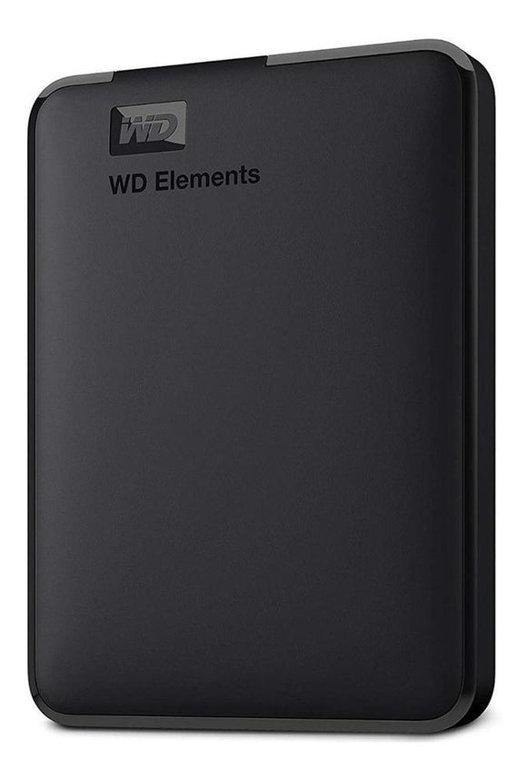 Disco Duro Externo 1TB Western Digital Elements USB 3.0 WDBUZG0010BBK-WESN