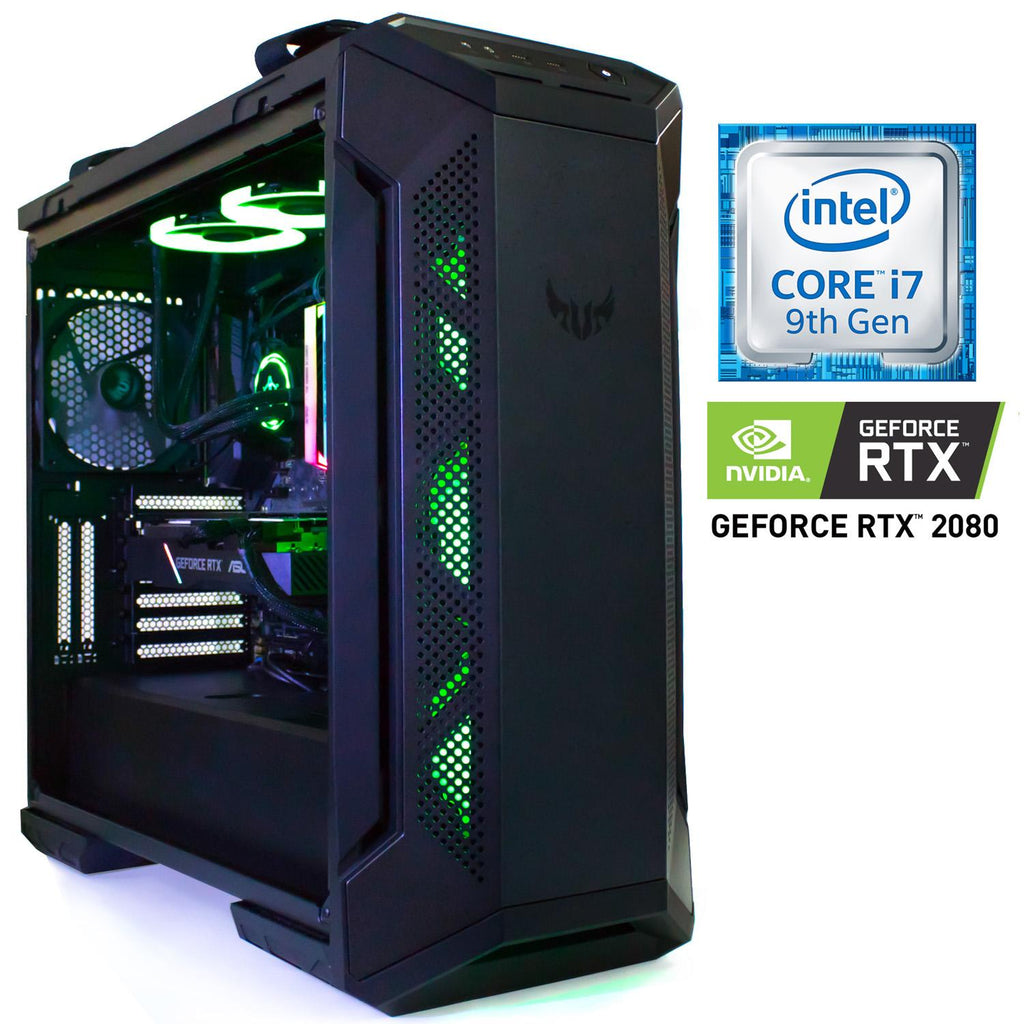 Pc Gamer Xtreme Intel Core I7 9700K Ram 16Gb Unidad Ssd 480Gb Disco 2Tb Rtx 2080 SUPER