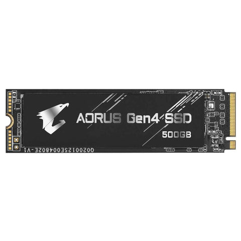 Unidad de Estado Solido SSD M.2 500GB AORUS Sata Laptop GP-AG4500G