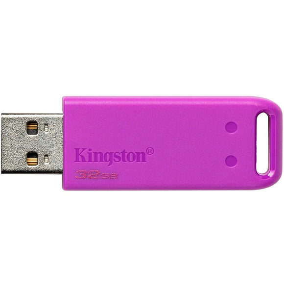 Memoria USB 32GB KINGSTON DT20 2.0 DataTraveler DT20VL-32GB