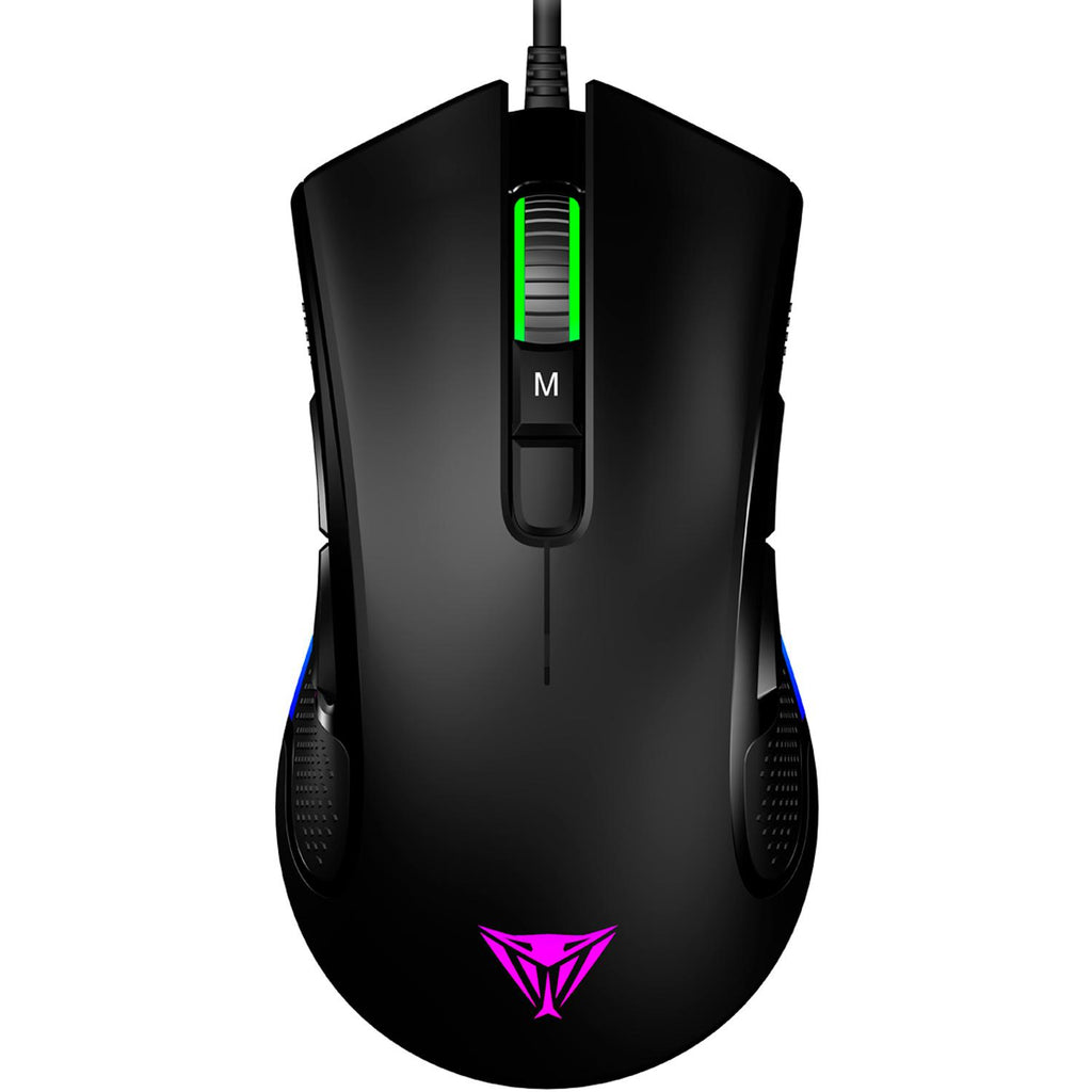 Mouse Gamer PATRIOT VIPER V550 RGB 10000DPI Optico 9 Botones PV550OUXK