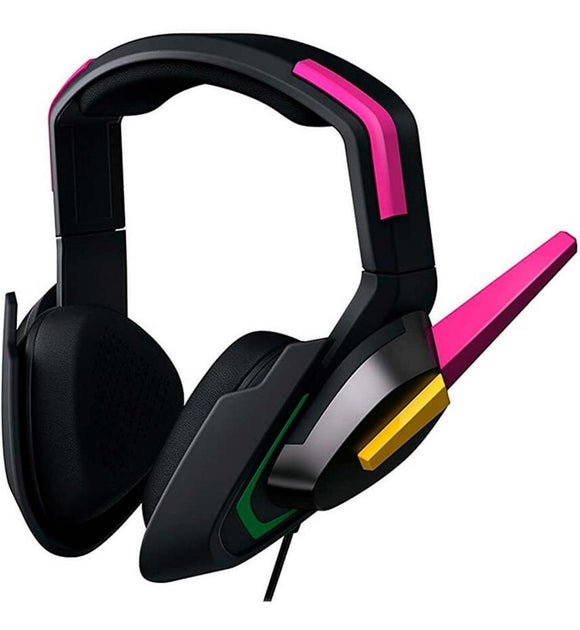 Audifonos Gamer RAZER MEKA D.VA 3.5MM PC XBOX PS4 RZ04-02400100-R3M1