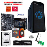 Pc Gamer Xtreme Amd Ryzen 3 3200G Ram 4Gb Disco 500Gb Radeon Vega 8