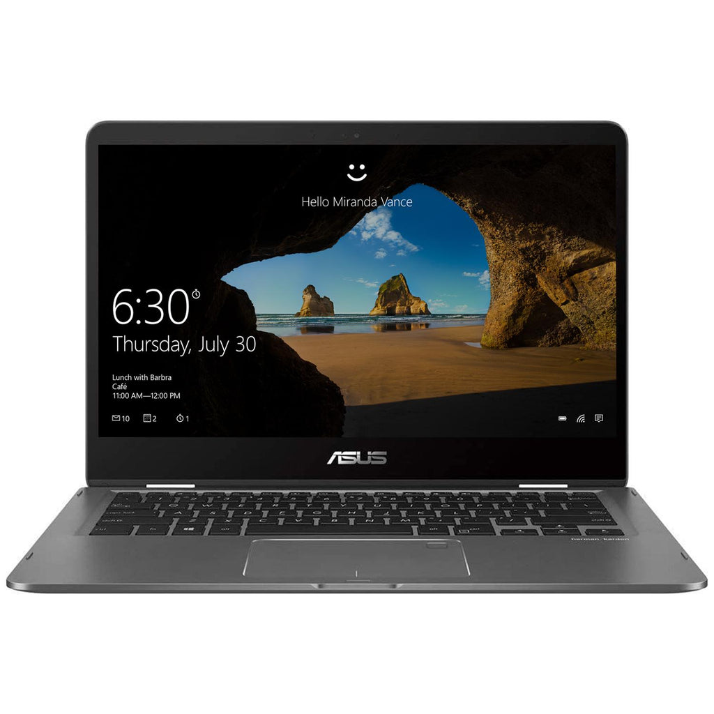 Laptop ASUS ZenBook Intel Core I5 8250U 8GB SSD 256GB Pantalla 14