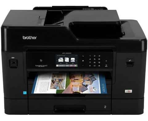 Multifuncional BROTHER MFC-J6930DW Inyeccion Color 27PPM Duplex Wi-Fi