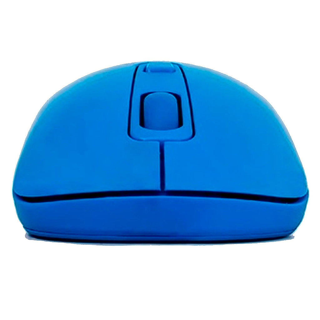 VORAGO Mouse 207 Optico Inalambrico Azul MO-207
