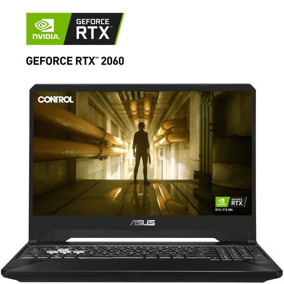 Laptop Gamer Asus FX505DV-AL020T 15.6 Nvidia GeForce RTX 2060 Ryzen 7