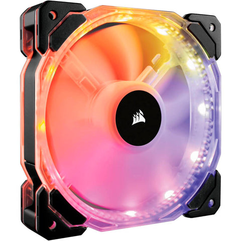 Ventilador CORSAIR HD120 RGB 120mm CO-9050065-WW