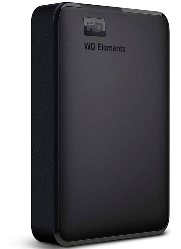 Disco Duro Externo 4TB Western Digital Elements USB 3.0 WDBU6Y0040BBK-WESN