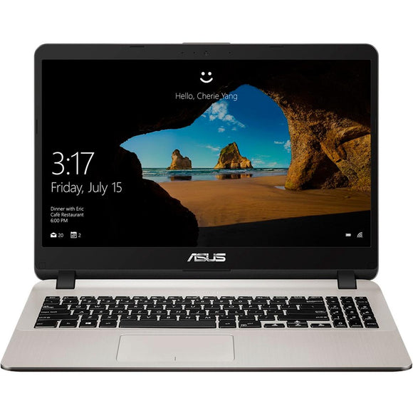 Laptop ASUS X507MA-BR009T Intel Celeron N4000 4GB 500GB 15.6 Win10 Gold