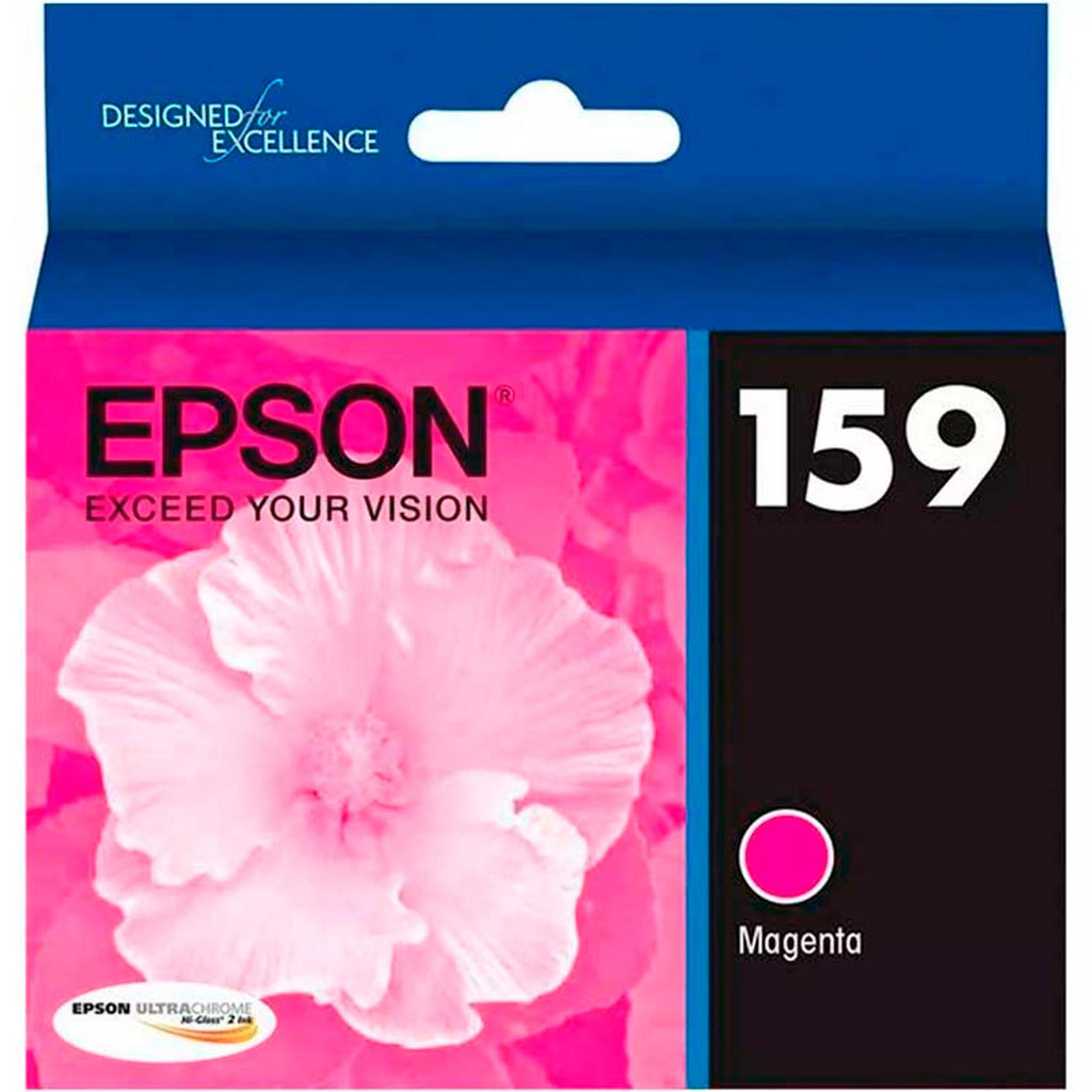 Cartucho EPSON 159 Stylus Photo R2000 Magenta T159320